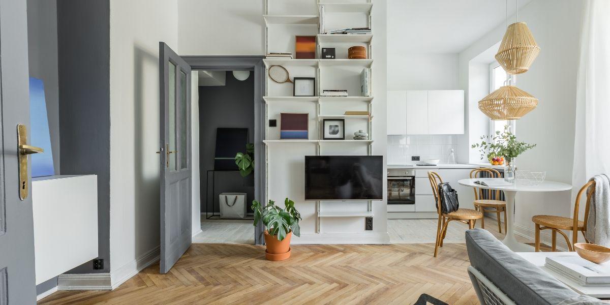Reformas en pisos pequeños