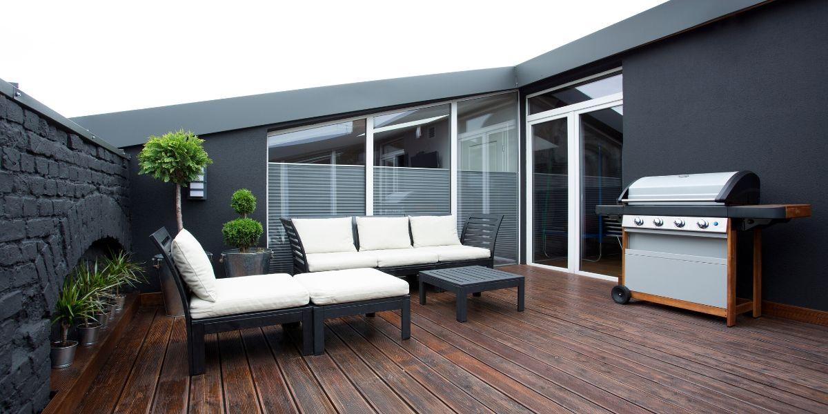 Reformas integrales en terrazas
